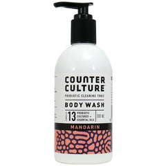 Counter Culture Mandarin Body Wash 300ml