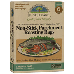 If You Care Medium Roasting Bags x6