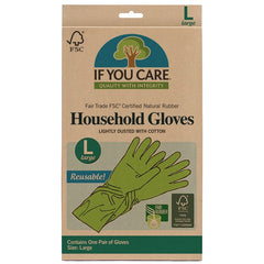 If You Care Large Gloves 1 pair | Harris Farm Online