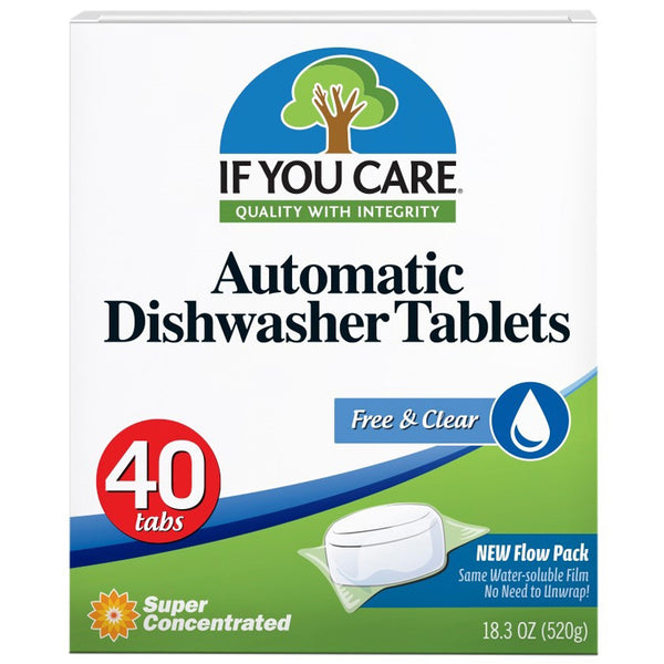 If You Care Automatic Dishwasher Tablets | Harris Farm Online