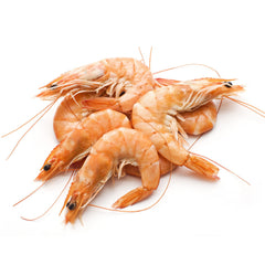 Prawns - King Extra Large (min 1kg) Cooked