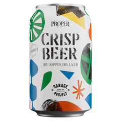 Garage Project - Crisp Beer - Dry Hopped, Dry Lager | Harris Farm Online