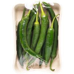 Chillies Hot Long Green | Harris Farm Online