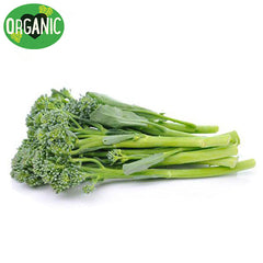 Tender Stem Baby Broccoli Organic | Harris Farm Online