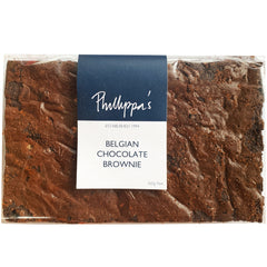 Phillipa's Belgian Chocolate Brownie | Harris Farm Online