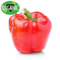 Capsicum Red Organic (each)