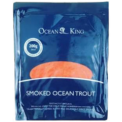 Ocean King Smoked Ocean Trout | Harris Farm Online