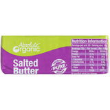 Absolute Organic Salted Butter Block | Harris Farm Online