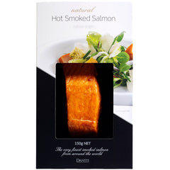 Dansti Hot Smoked Salmon Natural | Harris Farm Online