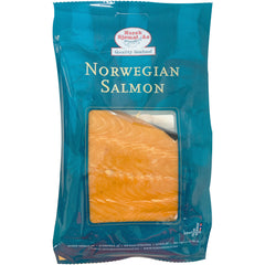 Salmon Norwegian - Hotsmoked Natural (150g) Norsk