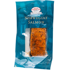 Salmon Norwegian - Hotsmoked with Peppermix (150g) Norsk