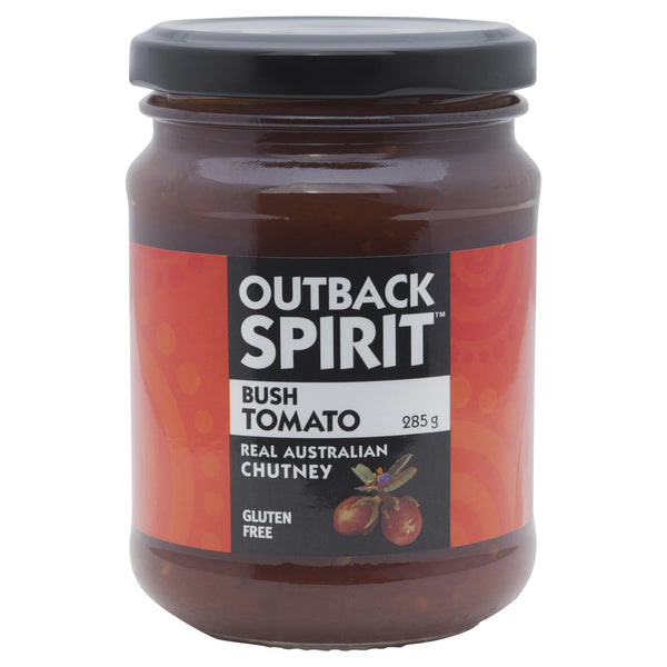 Outback Bush Tomato Chutney 285g , Grocery-Cooking - HFM, Harris Farm Markets  - 1