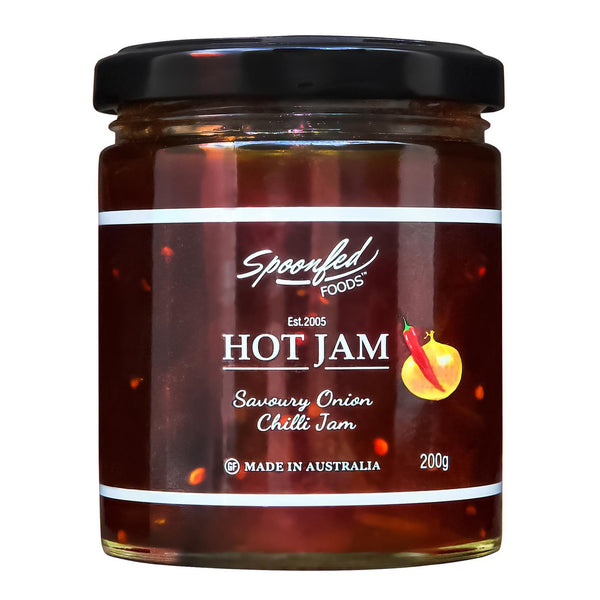 Spoonfed Foods - Hot Jam (375g)