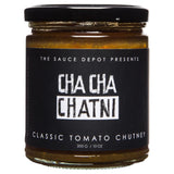 The Sauce Depot Chacha Chatni Tomato Chutney 300g , Grocery-Condiments - HFM, Harris Farm Markets  - 1