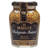 Maille Mustard Wholegrain 210g , Grocery-Cooking - HFM, Harris Farm Markets  - 1