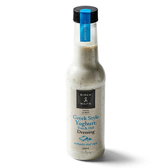 Birch and Waite Greek Style Yoghurt, Feta and Dill Dressing 250ml