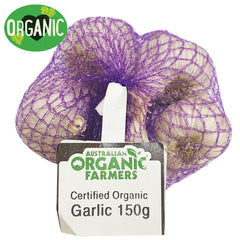 Garlic Organic | Harris Farm Online
