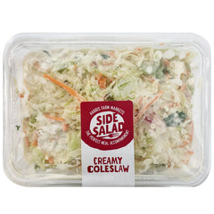 Harris Farm - Side Salad - Creamy Coleslaw (Medium, 650g)