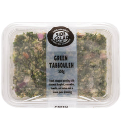 Harris Farm Side Salad Green Tabbouleh 550g