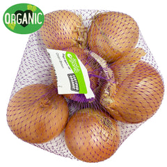 Onions Brown Organic | Harris Farm Online