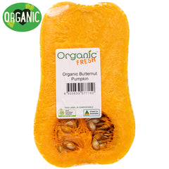 Pumpkin Butternut Organic Cut | Harris Farm Online