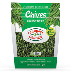 Gourmet Garden - Organic Chives - Lightly Dried (4g)