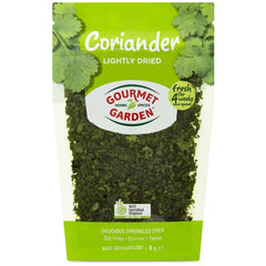 Gourmet Garden - Organic Coriander - Lightly Dried (8g)