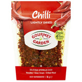 Gourmet Garden - Chilli - Lightly Dried (10g)