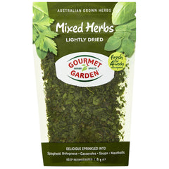 Gourmet Garden - Mixed Herbs - Lightly Dried (8g)