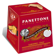Chiostro - Bread Panettone - Classico Large - Red Box (1kg)