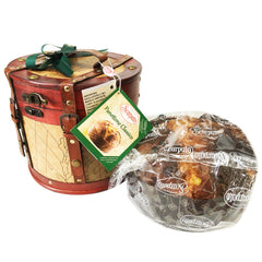 Scarpato - Panettone Classico - Antique Box With Buckle (1kg)