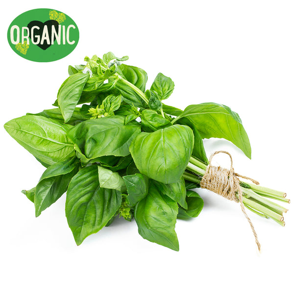 Basil Organic (bunch)