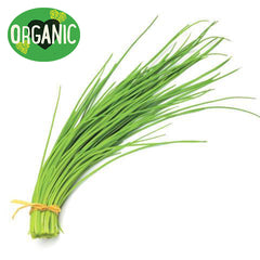 Chives Organic (bunch)