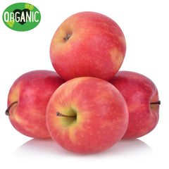 Apples Pink Lady Organic (500g pack)