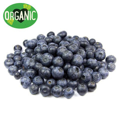 Blueberries Organic (125g punnet)