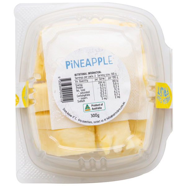 Pineapple Cut 300g