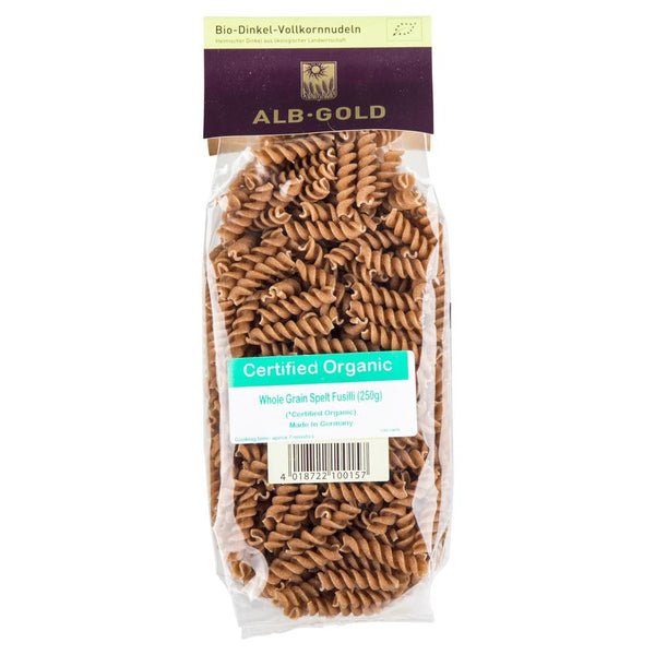 Alb Gold Whole Grain Spelt 250g , Grocery-Pasta - HFM, Harris Farm Markets  - 1