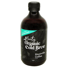 Montville - Coffee Concentrate - Organic Cold Brew (500mL)