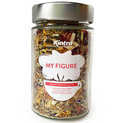 Kintra Foods - Tea My Figure - Organic Premium Leaf Tea (65g Jar)