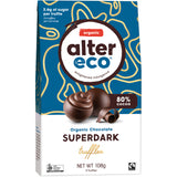 Alter Eco Organic Superdark Chocolate Truffles | Harris Farm Online