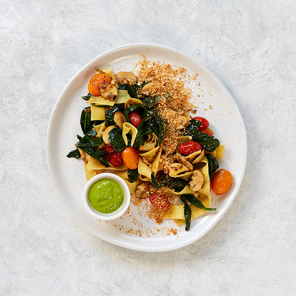 Buy Pappardelle Pasta Meal Kit from Harris Farm Online