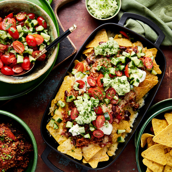 Beef & Pork Nachos | Harris Farm Meal Kit Online