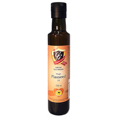 Classique Gourmet - Virgin Flaxseed Oil (250mL)
