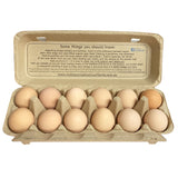 Mulloon Creek - Eggs Organic - Large (12eggs, 600g)