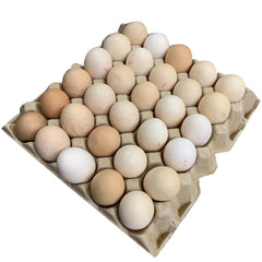 Mulloon Creek - Eggs Catering (Random Weight, 5 Trays in a box, 150 eggs)