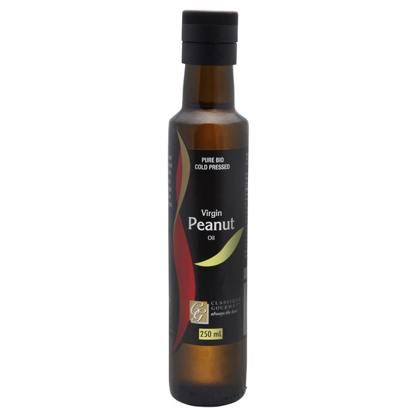Classique Oil Peanut 250ml , Grocery-Condiments - HFM, Harris Farm Markets  - 1