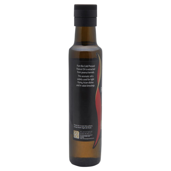 Classique Oil Peanut 250ml , Grocery-Condiments - HFM, Harris Farm Markets  - 2