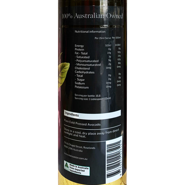 Gasons Gourmet Extra Virgin Avocado Oil | Harris Farm Online