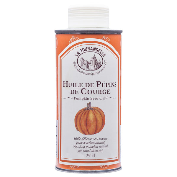 La Tourangelle Pumpkin Oil 250ml , Grocery-Condiments - HFM, Harris Farm Markets  - 1