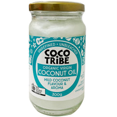 CocoTribe - Organic Virgin Coconut Oil | Harris Farm Online